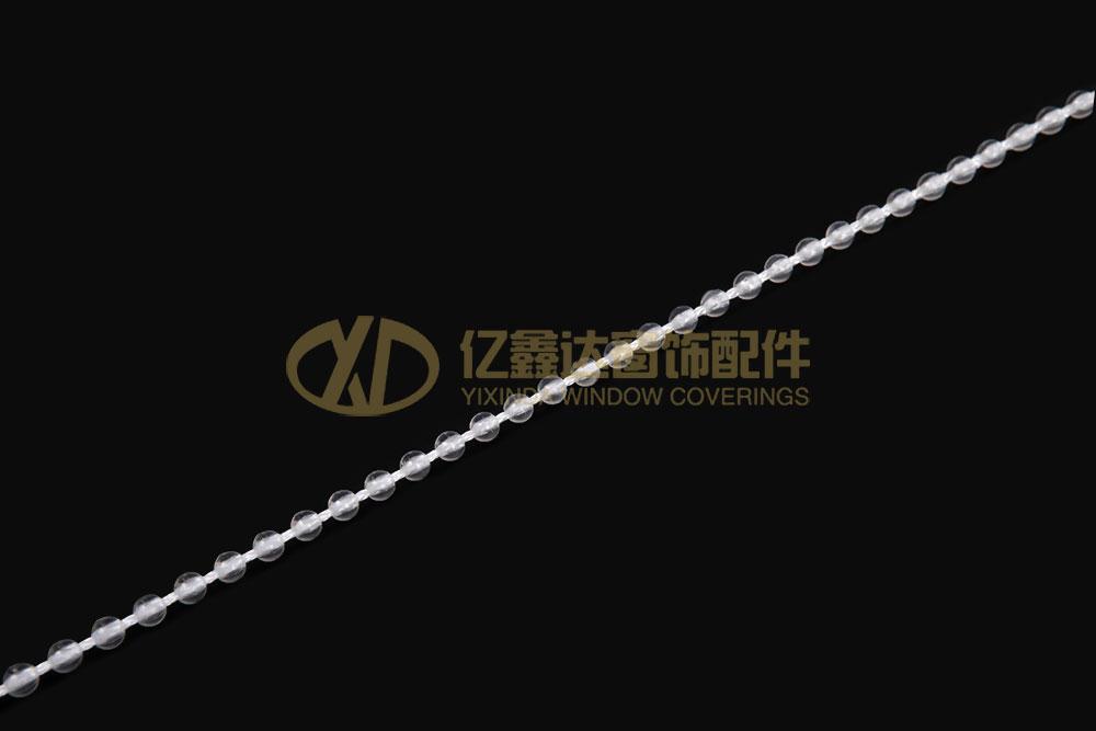 YXD-B002 POM 透明密拉珠