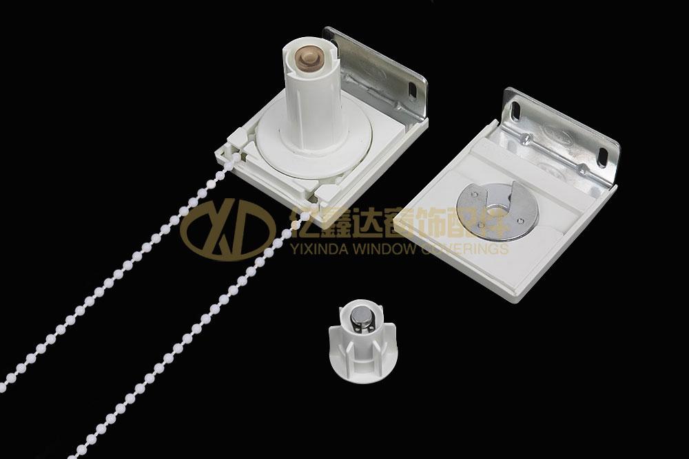 YXD-P002 POM/ABS/IRON 28拉母丝(灰色 白色 象牙白)