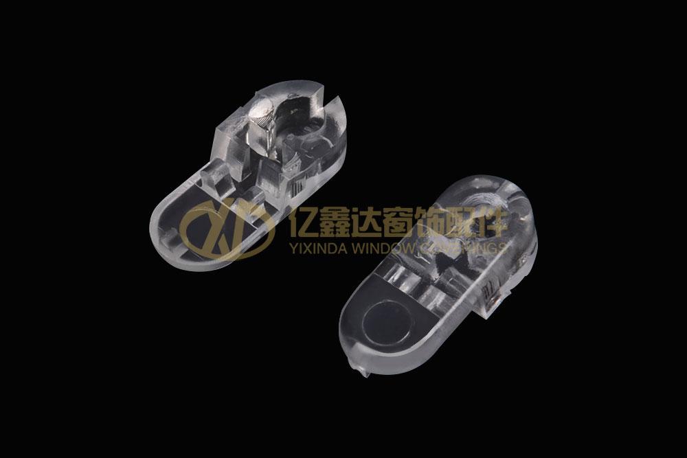 YXD-S003 PC 窗饰拉珠扣